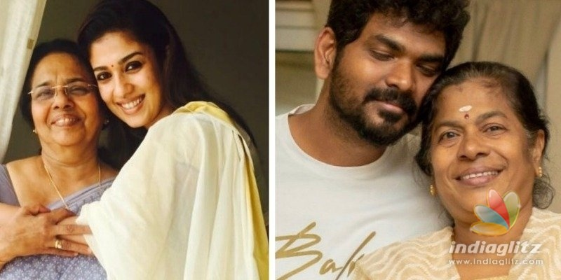 Vignesh Shivan gives fitting reply to troll about his message to Nayans mother