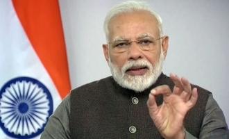 Stars support PM Modi's lockdown announcement!