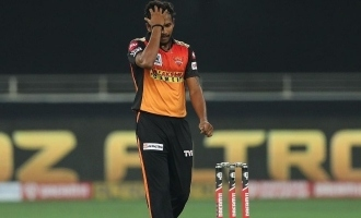 IPL 2021: SRH's T Natarajan tests positive for COVID-19, 6 others isolated