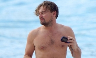 Leonardo DiCaprio turns real life hero again - helps save drowning man