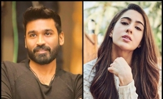 Dhanush and Sara Ali Khan workout with this superstar Rajnikanth song, video turns viral!