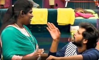 ரொம்ப கேவலமா இருக்கு: நிஷாவை கலாய்த்த ரியோ!
