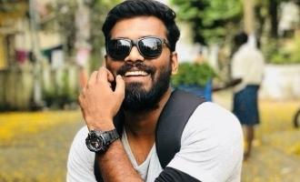 Director Ravikumar condolence to Arun Prasad
