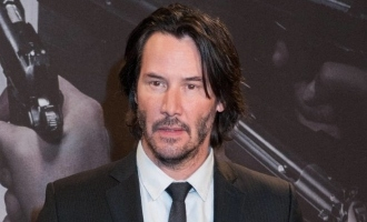 Keanu Reeves's flight emergency lands and he turns real hero for passengers