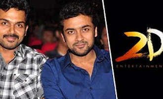 Official! Suriya and Karthi to do a film