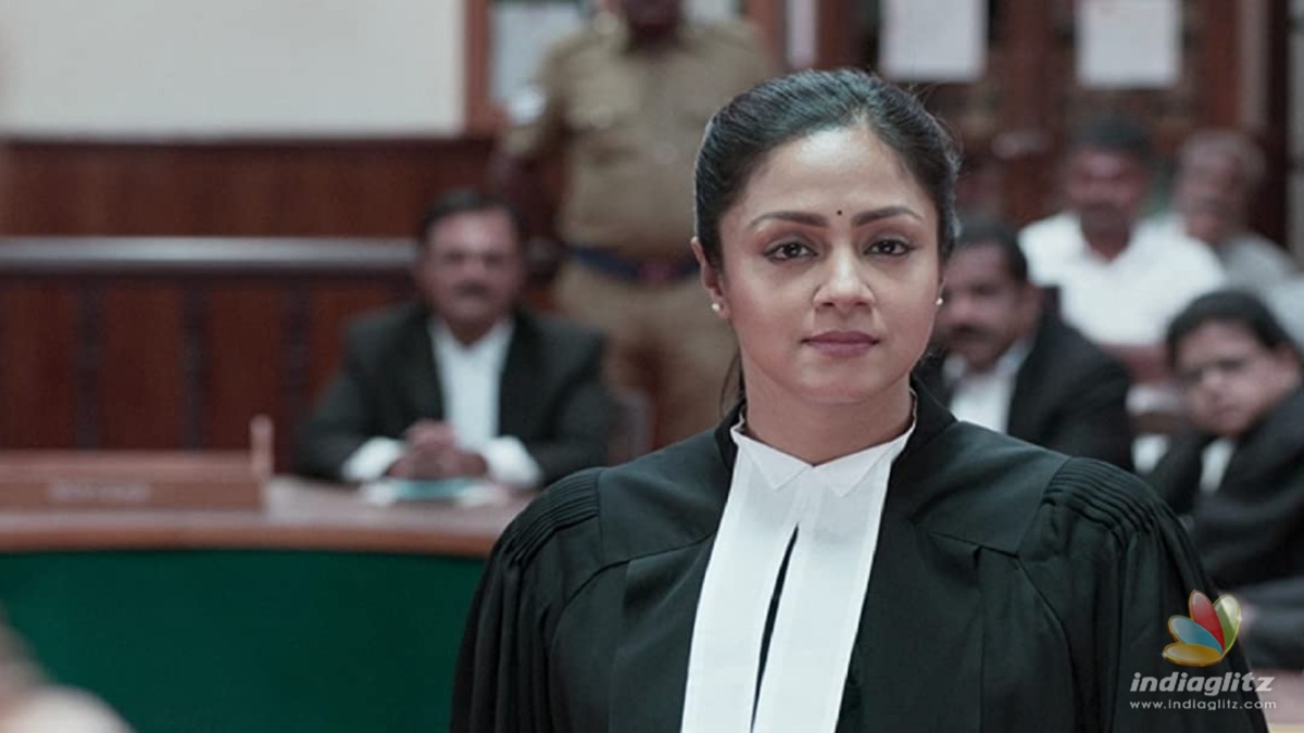 Jyothikas Ponmagal Vandhal helps rape victim open up to her mom - Actress reacts