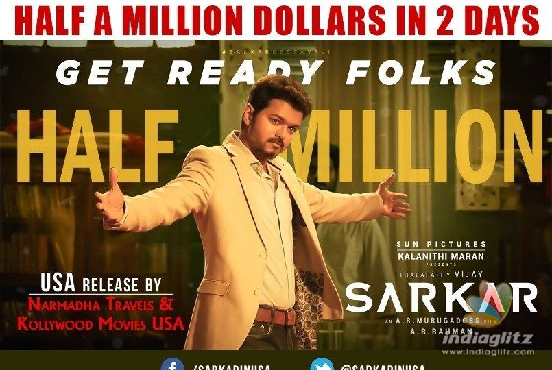 Sarkar s rocking US collections