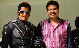 Latest ! Superstar Rajinikanth's '2.0' getup video teases a new avatar