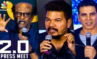 VFX Company Cheated Us : Director Shankar Speech