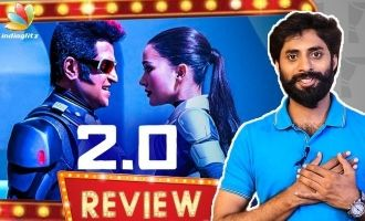'2.0' Tamil Movie Review