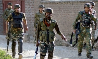 Pulwama encounter: Four Army soldiers killed
