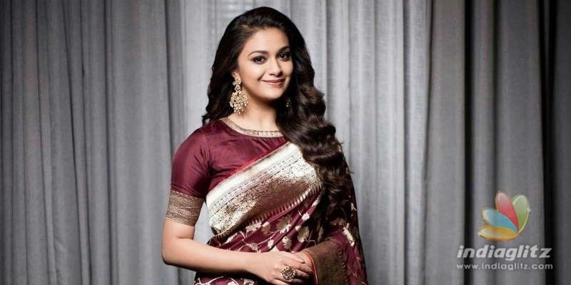 Keerthy Suresh getting married to a businessman?