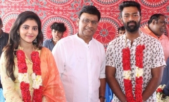 K.Bhagyaraj, Shantanu and Athulya Ravi team up for a movie based on first night