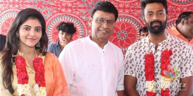 K.Bhagyaraj and Shantanu team up for a movie based on first night