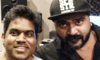 Yuvan Shankar Raja denies rumor about leaked Simbu song