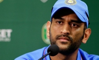 Why Dhoni lost his cool?