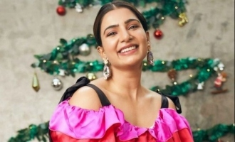 11 வருஷம்- ரசிகர்ளுக்கு மகிழ்ச்சி செய்தியுடன் நடிகை சமந்தா வெளியிட்ட வைரல் வீடியோ!