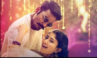 Dhanush and Sai Pallavi take 'Rowdy Baby' to International top list