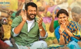 Official! Thala Ajith's 'Viswasam' crosses 125 Crores in Tamil Nadu alone