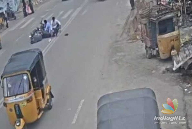 Man becomes brain dead after bike accident when talking on phone