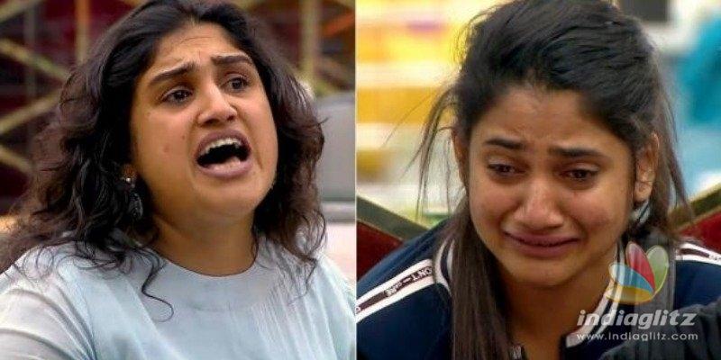 Gayathri Raghuram trolls Vanitha and Losliya!