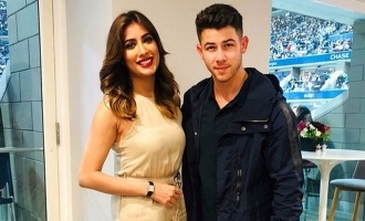 Pakistani actress shares photo with Priyanka Chopra's husband NIck Jonas