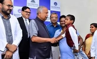 7 வயது சிறுவனுக்கு 526 பற்கள்: சென்னை டாக்டர்கள் அதிர்ச்சி