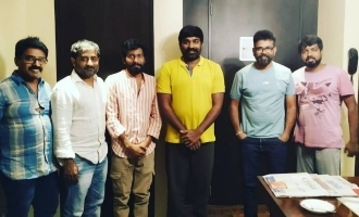 Breaking! Vijay Sethupathi confirmed as villain in a new movie