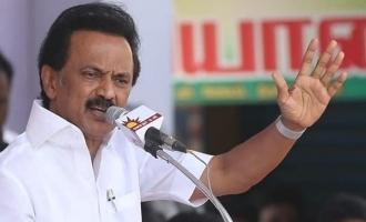 Police complaint against DMK President MK Stalin!