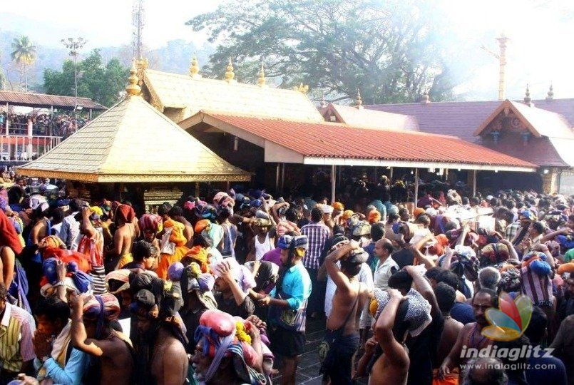 Women allowed to enter Sabarimala temple