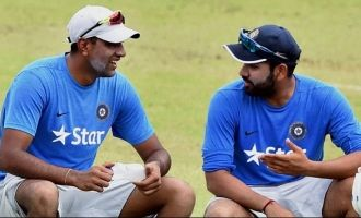 Why Ashwin and Rohit Sharma not playing in the 2nd India vs Australia test