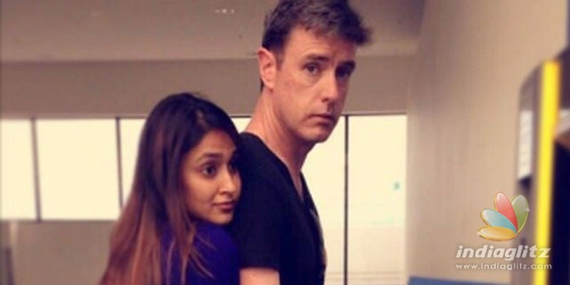 Ileana confirms separation from husband?