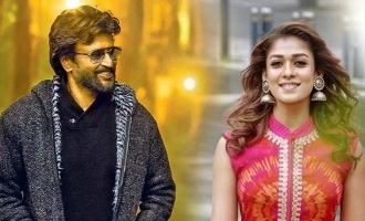 Nayanthara-Vignesh Shivan get Rajinikanth's blessings and title