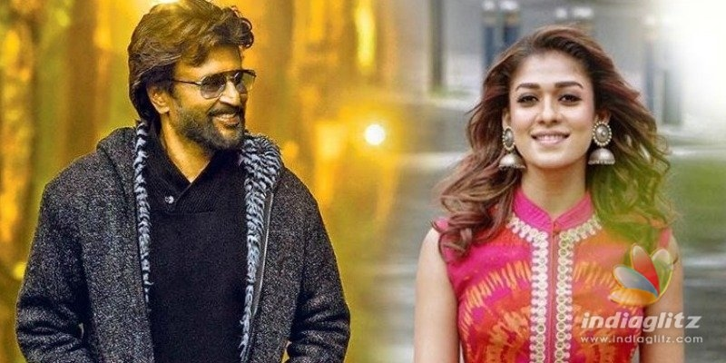 Nayanthara-Vignesh Shivan get Rajinikanths blessings and title