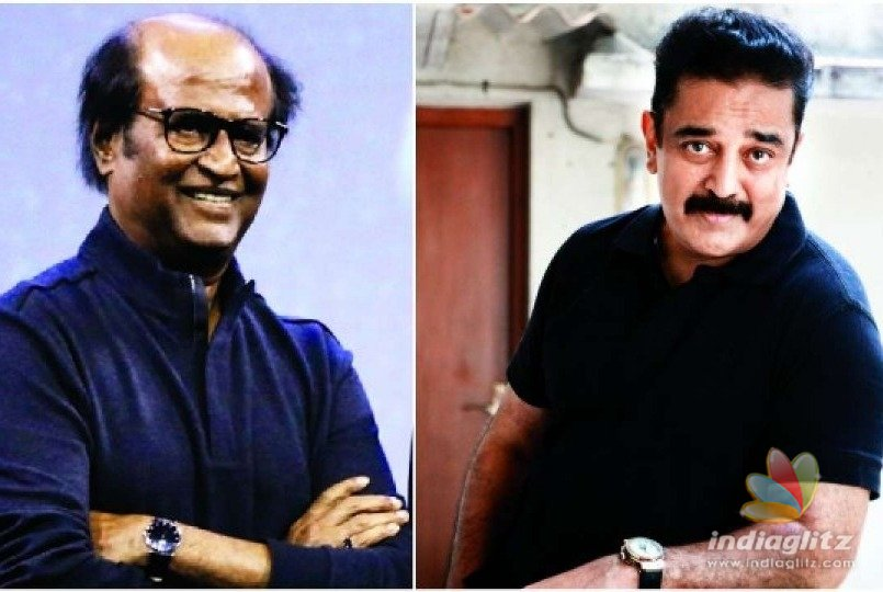 Rajini and Kamal to take crucial decision in the next few days - details