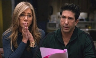 'Friends' actress Jennifer Aniston finally breaks silence on relationship rumours with co-star David Schwimmer