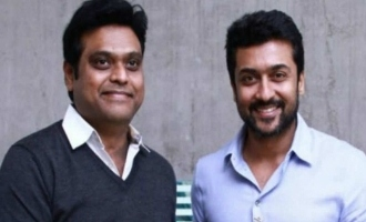 Harris Jayaraj's daughter debuts in Suriya movie
