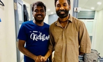 Dhanush and Mari Selvaraj project gets firmed up