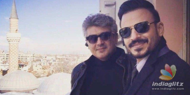 Thala Ajiths thambi praises Thalapathy Vijays Bigil teaser