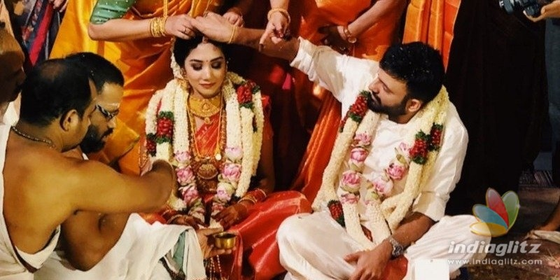 Vikram and Vijays director gets married!