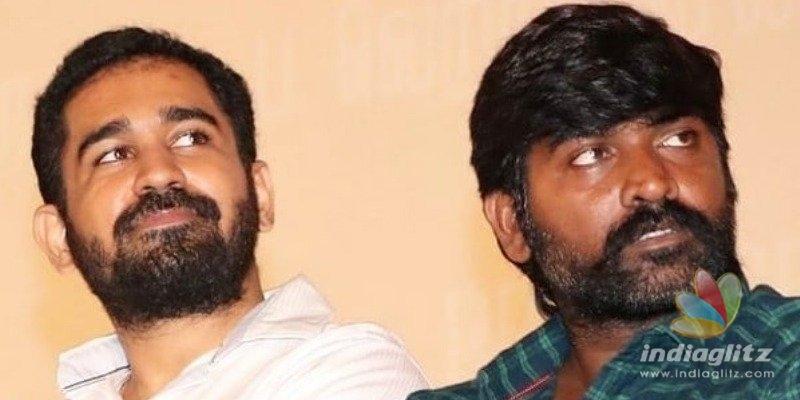 Vijay Antony replaces Vijay Sethupathi