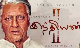 Kamal Haasan's Indian 2 resumes shooting!