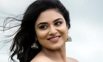 'பிகில்' நடிகையின் அடுத்த படத்தின் 'சென்சார்' தகவல்