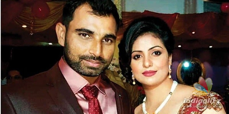 Mohammed Shami's wife detained for creating ruckus