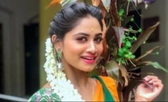 Shivani Narayanan's stunning Pongal kolam photos go viral