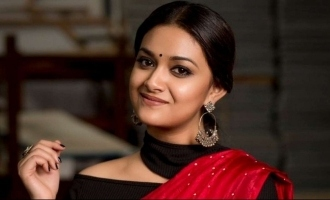 Did Keerthy Suresh reject young hero's love proposal for her longtime lover?