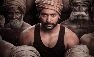 Massive update on Jayam Ravi's first OTT release!