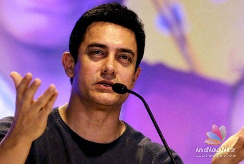#MeToo effect- Aamir Khan walks away from a film over molestation issue
