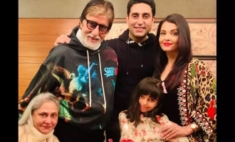 After Amitab Abhishek Bachan also tested positive