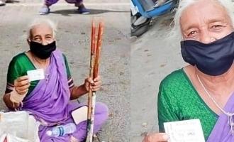 75 year old woman martial arts skill video turns viral